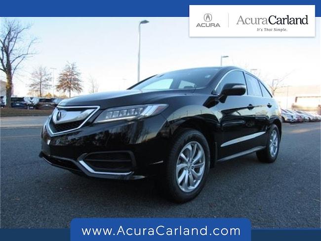 Used 2016 Acura Rdx For Sale Duluth Ga 5j8tb3h39gl017249