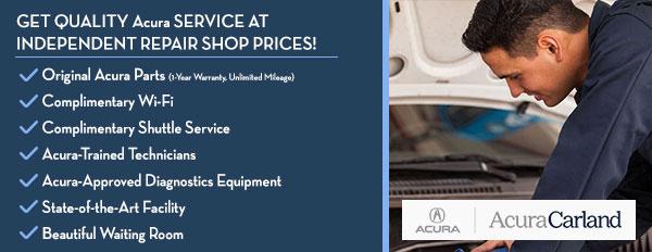 Service Specials Serves Atlanta Acura Carland - Acura coupons