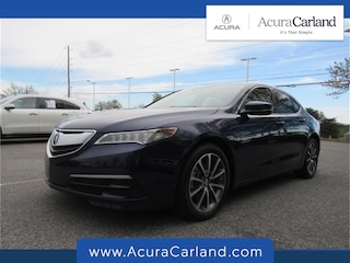 Pre-Owned 2016 Acura TLX TLX 3.5 V-6 9-AT P-AWS with Technology Package Sedan 19UUB2F52GA009430 for sale in Duluth, GA