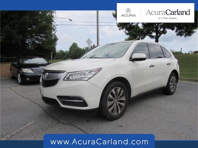 2016 Acura Mdx For Sale >> Used 2016 Acura Mdx For Sale In Duluth Ga Near Atlanta Sandy