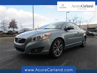 Pre-Owned 2011 Volvo C70 T5 Convertible YV1672MC5BJ118817 for sale in Duluth, GA