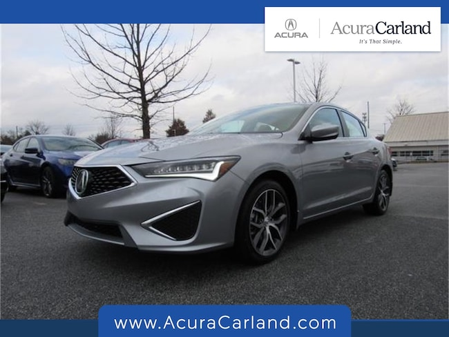 New 2019 Acura ILX with Premium Sedan Duluth GA
