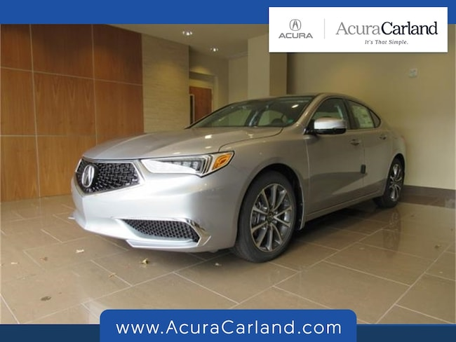 Used 2019 Acura Tlx For Sale In Duluth Ga Near Atlanta Sandy