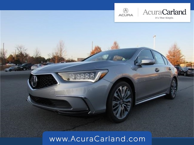 New 2019 Acura RLX with Technology Package Sedan Duluth GA