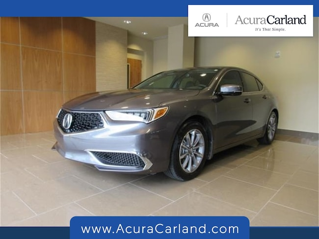 Used 2018 Acura TLX 2.4L Sedan in Duluth, GA