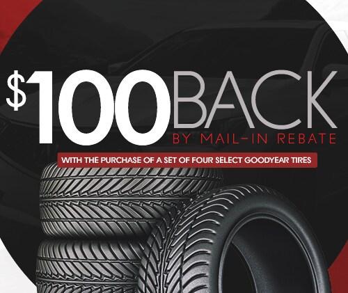 Goodyear Tire Rebates Coupons