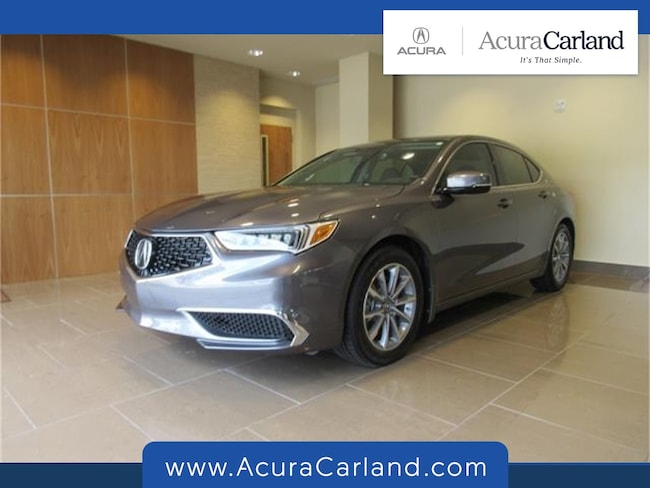 Used 2018 Acura TLX 2.4L Tech Pkg Sedan in Duluth, GA
