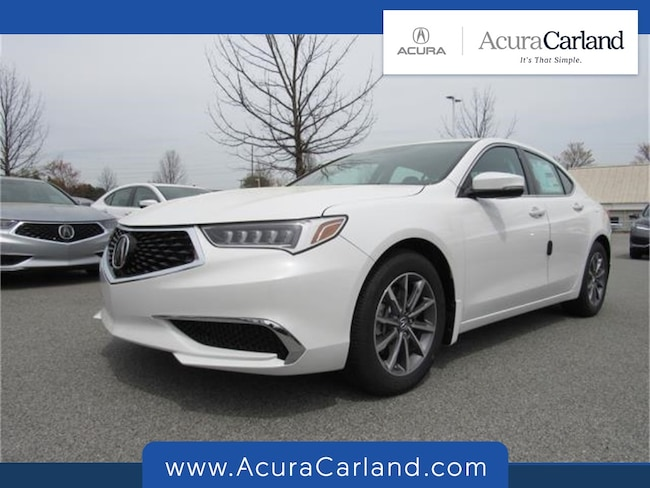 New 2019 Acura TLX 2.4 8-DCT P-AWS with Technology Package Sedan Duluth GA