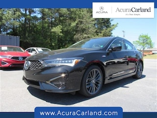 New 2019 Acura ILX with Premium and A-Spec Package Sedan KA008735 for sale in Duluth, GA