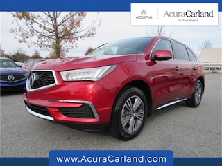 New 2019 Acura MDX Base SUV KL004928 for sale in Duluth, GA