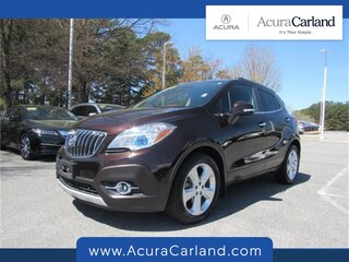 Used 2015 Buick Encore Leather SUV FB091028 for sale in Duluth, GA