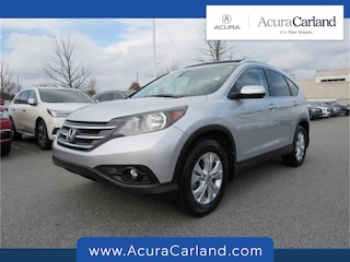 Used 2013 Honda CR-V EX-L SUV DH502768 for sale in Duluth, GA