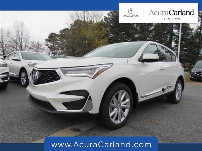 New 2019 Acura RDX Base SUV Duluth GA