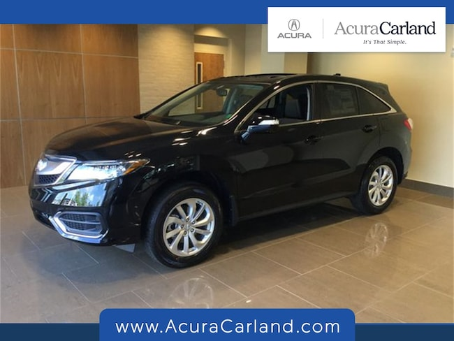 Pre-Owned 2018 Acura RDX V6 AWD SUV for sale in Duluth, GA