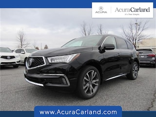 New 2019 Acura MDX with Advance Package SUV KL006306 for sale in Duluth, GA near Atlanta
