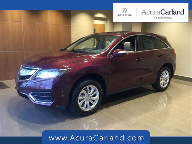 Used Acura RDX For Sale In Duluth GA Near Atlanta Sandy - Acura mdx used 2018