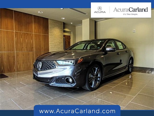 Pre-Owned 2019 Acura TLX 3.5L Tech & A-Spec Pkgs Sedan for sale in Duluth, GA