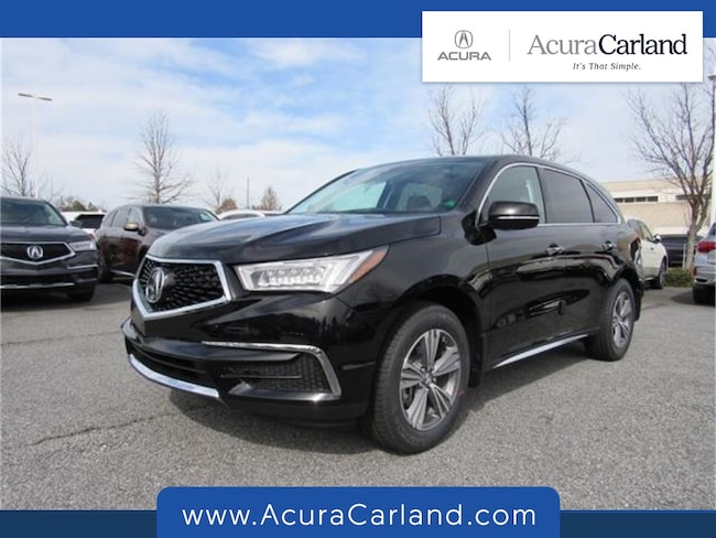 New 2019 Acura MDX Base SUV Duluth GA