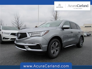 New 2019 Acura MDX Base SUV KL006637 for sale in Duluth, GA