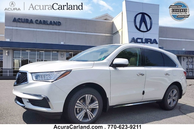 New 2020 Acura MDX Base SUV Duluth GA