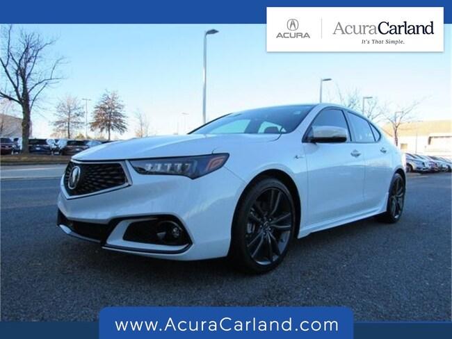 Used 2019 Acura Tlx For Sale Duluth Ga 19uub1f67ka001268