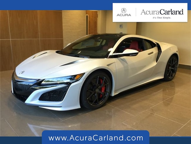New 2018 Acura NSX Base Coupe Duluth GA