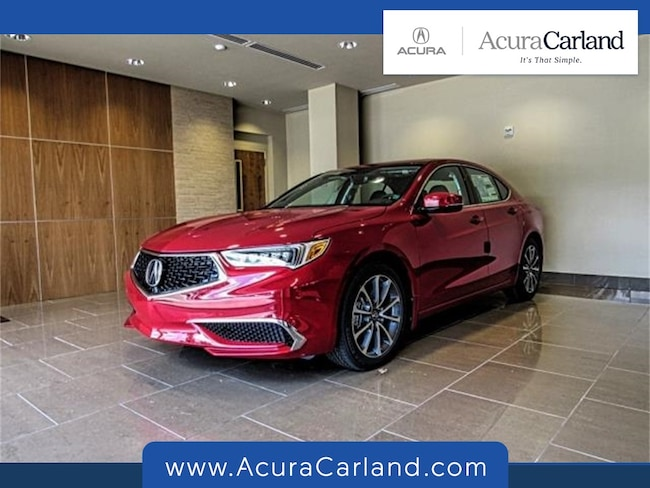 Pre-Owned 2019 Acura TLX 3.5L Sedan for sale in Duluth, GA