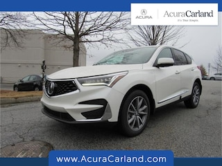New 2019 Acura RDX with Technology Package SUV KL016908 for sale in Duluth, GA
