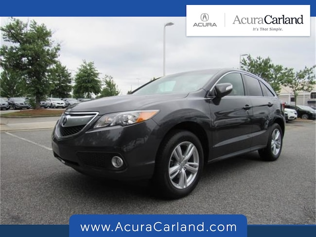 Used 2014 Acura RDX RDX with Technology Package SUV in Duluth, GA
