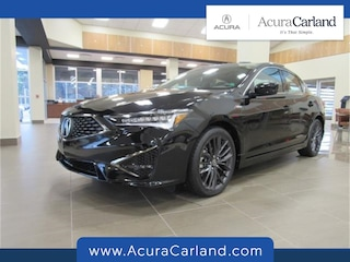 New 2019 Acura ILX with Premium and A-Spec Package Sedan KA000762 for sale in Duluth, GA