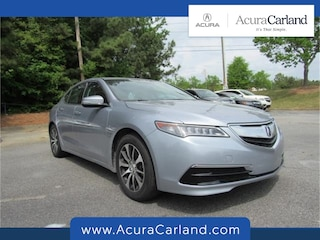 Pre-Owned 2016 Acura TLX Tech (DCT) Sedan 19UUB1F57GA011815 for sale in Duluth, GA