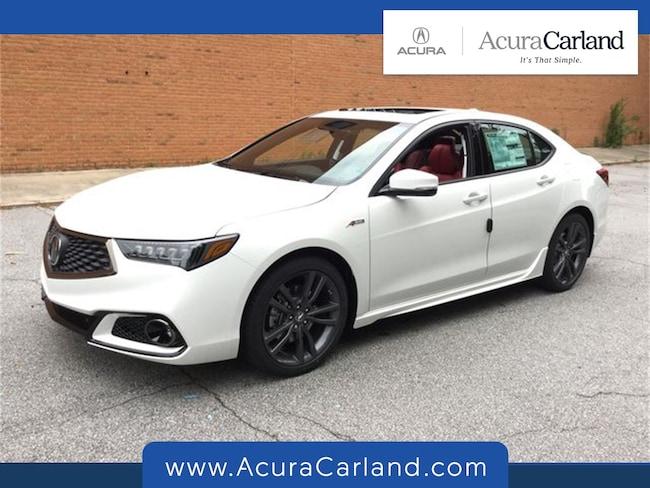 New 2019 Acura Tlx For Sale In Duluth Ga Near Atlanta Johns