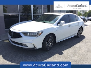 New 2018 Acura RLX Sport Hybrid SH-AWD with Advance Package Sedan JC000247 for sale in Duluth, GA