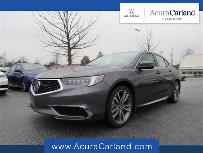 New 2019 Acura TLX 3.5 V-6 9-AT SH-AWD with Technology Package Sedan Duluth GA