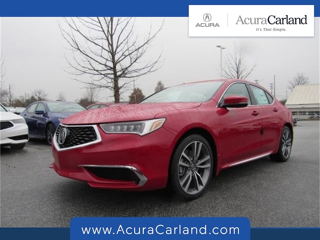 New 2019 Acura TLX 3.5 V-6 9-AT P-AWS with Technology Package Sedan Duluth GA