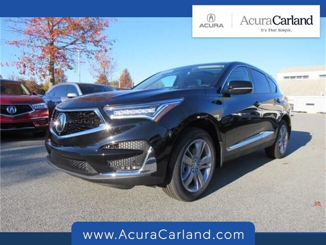 New 2019 Acura Rdx For Sale In Duluth Ga Near Atlanta Johns