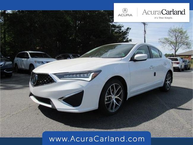 New 2019 Acura ILX with Premium Sedan Duluth GA