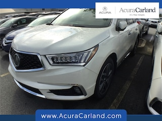 New 2017 Acura MDX SH-AWD with Advance Package SUV HB039537 for sale in Duluth, GA