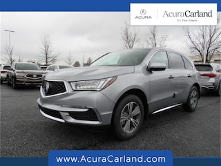 New 2019 Acura MDX Base SUV KL008754 for sale in Duluth, GA