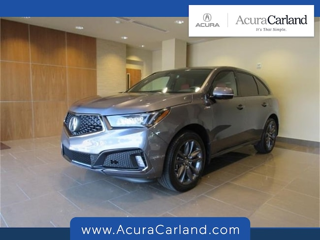 New Acura MDX For Sale Or Lease In Duluth GA Near Atlanta - Acura suv lease