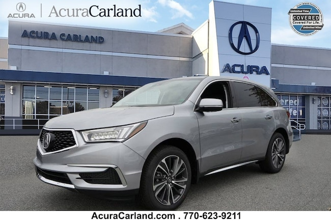 New 2020 Acura MDX with Technology Package SUV Duluth GA