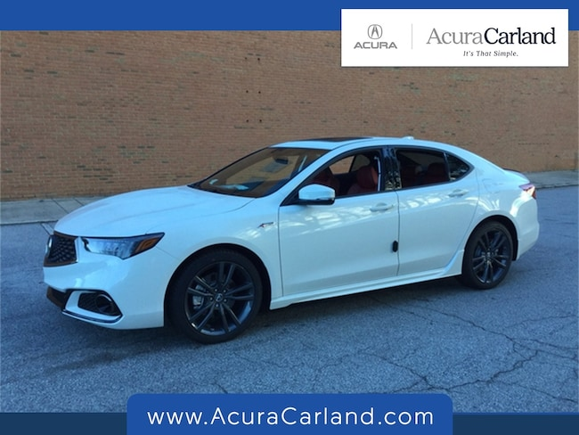 Used 2018 Acura Tlx For Sale In Duluth Ga Near Atlanta Sandy