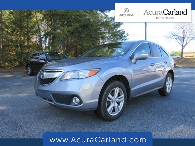 Pre-Owned 2014 Acura RDX RDX with Technology Package SUV for sale in Duluth, GA
