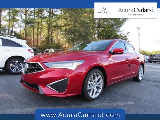 New 2019 Acura ILX Base Sedan Duluth GA