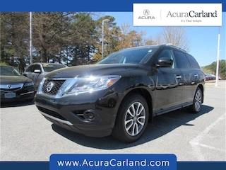 Used 2016 Nissan Pathfinder S SUV GC661955 for sale in Duluth, GA