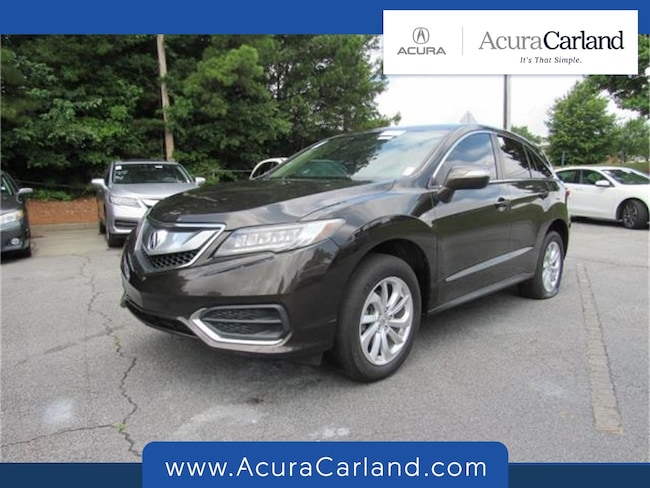 Pre-Owned 2016 Acura RDX RDX SUV for sale in Duluth, GA