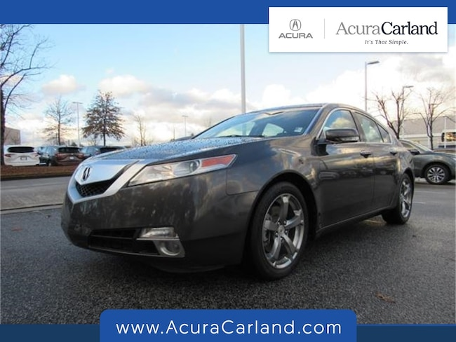 Pre-Owned 2010 Acura TL 3.7 w/Technology Package Sedan for sale in Duluth, GA