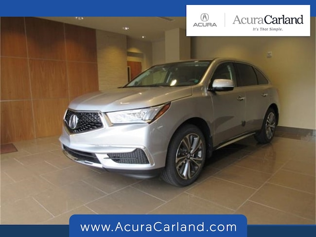 New 2019 Acura MDX with Technology Package SUV Duluth GA