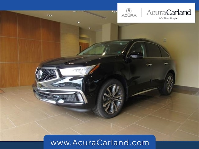 Pre-Owned 2019 Acura MDX 3.5L Advance Pkg SUV for sale in Duluth, GA