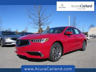 New 2019 Acura TLX 3.5 V-6 9-AT P-AWS Sedan KA009132 for sale in Duluth, GA